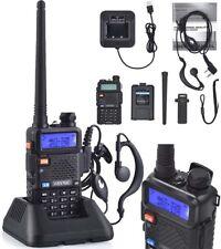 Best Handheld Radio Scanner Police Fire Transceiver Portable Antenna Key Lock UK