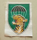 Original Vietnamese Printed Patch For Mobile Strike Force Mike Force Excellent