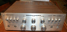 Vintage Marantz 1060 Amplifier Works Looks & Sounds Great With Box