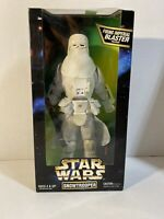 Kenner: Star Wars Snowtrooper Firing Imperial Blaster Included