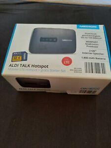 Aldi Talk Hotspot - mobiler LTE WLAN Router