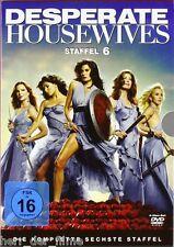DESPERATE HOUSEWIVES, Staffel 6 (6 DVDs) NEU+OVP