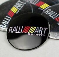 """4x 56mm 2.2"""" Car Wheel Center Hub Cap Emblem Badge Decal Sticker for RALLI ART"""