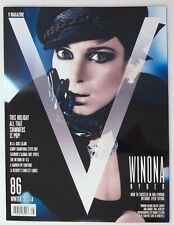 V MAGAZINE You Don't Even Know Winona Ryder - Issue 86 Winter 2013/2014