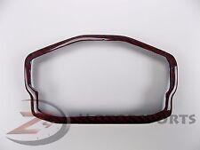 Ducati 899 1199 1299 Panigale Gauge Speedo Tach Instrument Trim Carbon Fiber Red
