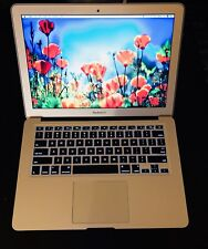 "2017 13"" Apple MacBook Air i5 1.8 - 2.9GHz  8GB 🍎 Care 2020 - Light R - Office"