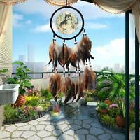 Wolf Totem Dream Catchers Native American Indian Style Dreamcatcher Home Decor