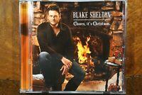 Blake Shelton - Cheers, It's Christmas  -  CD, VG