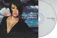 Tina Arena Tu Es Toujours La CD SINGLE card sleeve