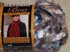 BULK Buy Bernat Boa Yarn 3pack Blue Grey 16414646102