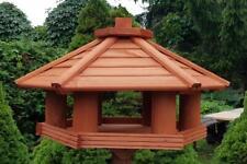 Vogelhaus XXL Typ KO,Vogelfutterhaus,Holzvilla,Vogelstation,auch Ständer ausHolz