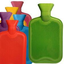 Wärmflasche 2 Liter Bettflasche Naturgummi Wärm Flasche Wärmekissen Körnerkissen