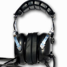 SEHT SH 30-10F Pilots Aviation Headset (5YR WARRANTY)