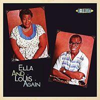 LOUIS/FITZGERALD,ELLA ARMSTRONG - ELLA & LOUIS AGAIN  VINYL LP NEW+