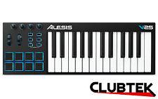 Alesis V25 25 Key USB-MIDI Keyboard Controller  Sample Pads Ableton Live Lite UK
