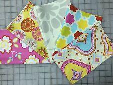 OOP Dena Designs Kumari Garden Fabric Fat Quarter Bundle in Pink