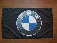 BMW HORIZONTAL LOGO BANNER FLAG 3X5FT 150X90CM M5 M3 1M M1 M6 M4 750 335 435 228