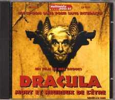 Multimédia Press Kit - Dracula, Mort Et Heureux De L'Être - CD - 1996
