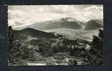 View of Font-Romeu-Odeillo-Via, Interesting Comment on Bull Fighting. Dated 1951