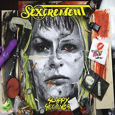 "SEXCREMENT ""Sloppy Seconds"" death metal CD"