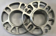 15mm X 2 ALLOY WHEEL SPACERS ONLY FOR FOR 5X110 72.6 - 65.1 VAUXHALL
