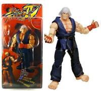 """Street Fighter IV Ken (Alternate) 7"""" Action Figure Video Game Capcom"""