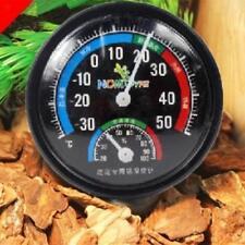 Interior Exterior Temperatura Humedad Higrómetro Termómetro Indicador del