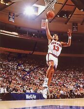 "MARK JACKSON Authentic Hand-Signed ""NEW YORK KNICKS"" 8.5x11 Photo"