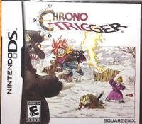 Chrono Trigger -Nintendo DS New!
