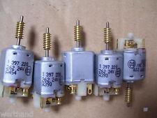 5 Stück Gleichstrommotor  Motor Bosch 1 397 220 262 24V