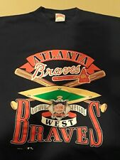 Vintage Atlanta Braves T Shirt