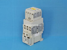 Allen-Bradley 100-C30*00, 230 VAC coil, with A-B 100-F and A-B100-FSC280