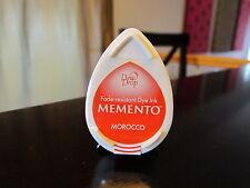 Tsukineko Memento Dew Drop Dye Ink Pad! ~Morocco~