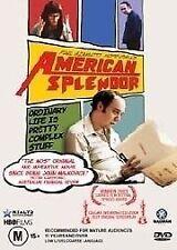 American Splendor (DVD, 2004) Region 0