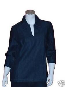 chemise tunique jeans femme LEVIS taille XS neuf