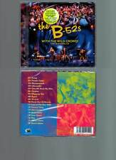 """THE B-52's """"With The Wild Crowd"""" (CD) Live In Athens 2011 NEUF"""