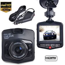 HD 1080P Car Vehicle DVR Dashboard Cam Video Recorder Dash Camera Night Vision