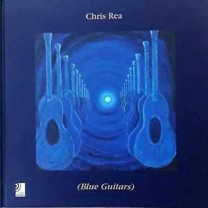 Chris Rea - Blue Guitars (11 CDs + 1 DVD + Buch) (earBOOK)
