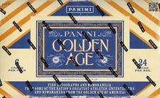 2013 Panini Golden Age Hobby Baseball Unopened Factory Sealed Box ~ 24 Packs