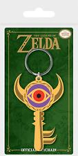 Pyramid International The Legend of Zelda Boss Key Rubber Keychain - Nintendo