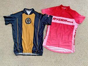 Primal RYDER Bikes & VoMax Philadelphia Union  Bike Cycling Jersey's Women's M