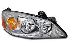 Headlight Halogen Right Passenger Fits 2005 2010 Pontiac G6 Fits Pontiac G6