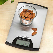 Kitchen Scales by Trista Digital Stainless Steel Electric Baking up to 5kg
