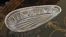 Corte De Vidrio Cristal Picadas/baratijas Plato