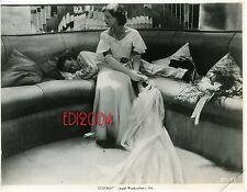 """HEDY LAMARR Original 1933 Photo """"ECSTACY"""" NUDE SCENE FILM RARE"""