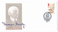1990-Thomas Hardy FDC, stinsford, Dorset