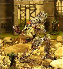 Werewolf long patrol armed walker Tehnolog Robogear Cyberon Planet