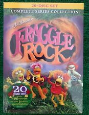 Fraggle Rock: Complete Series Collection (DVD, 2009, 20-Disc Set)