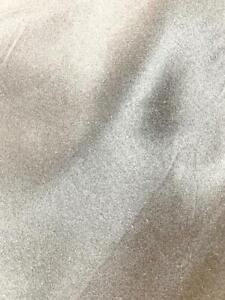DONALD J.TRUMP BLACK SOLID PLAIN SILK NECKTIE TIE MAP2021B #R18