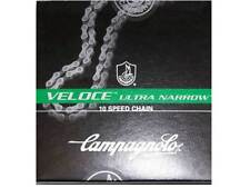 NEW 2018 Campagnolo VELOCE Ultra-Narrow 10 Speed Chain & Link 5.9mm: CN11-VLX